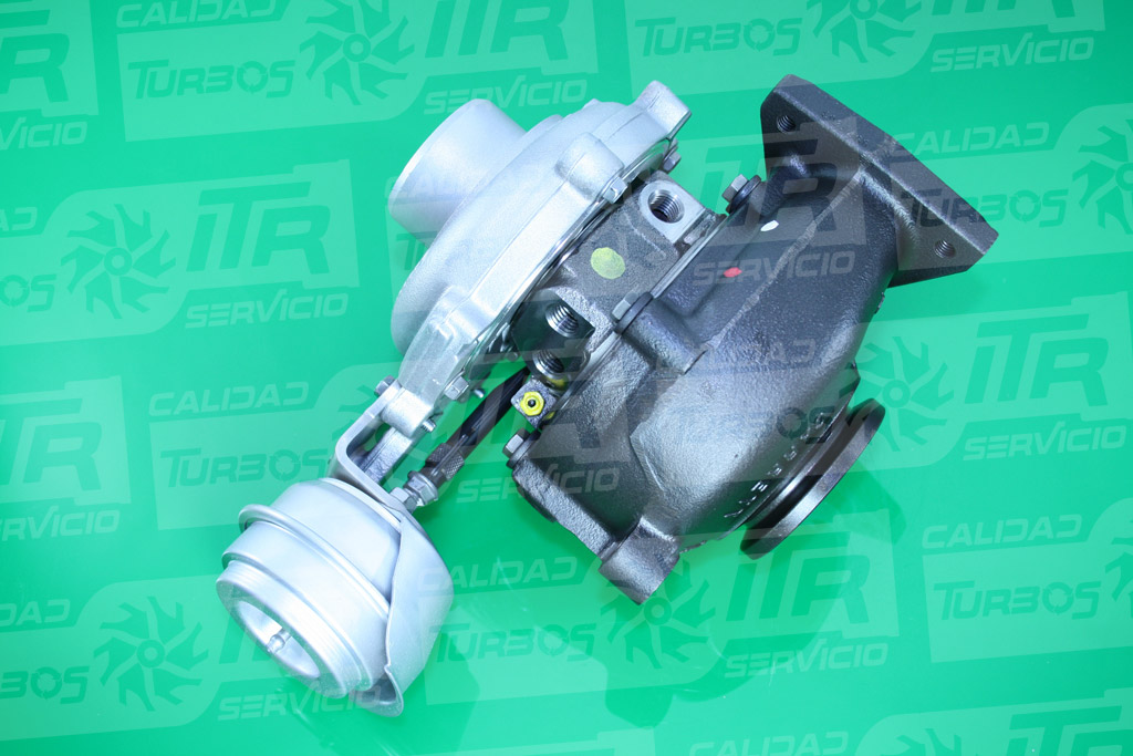 Turbo GARRETT 760680- (imagen 2)
