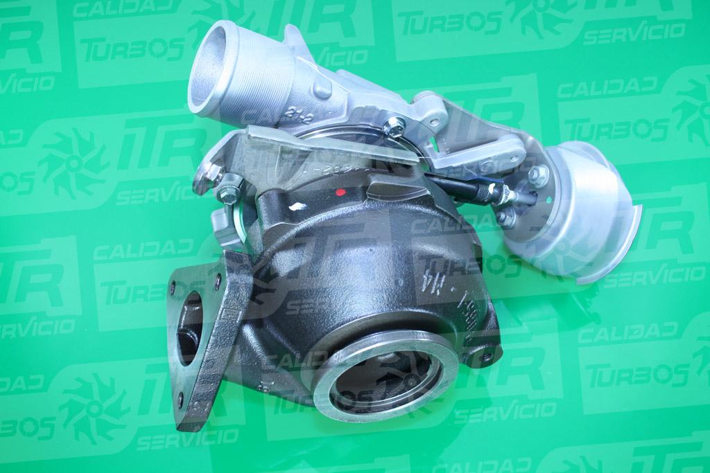 Turbo GARRETT 760680- (imagen 3)