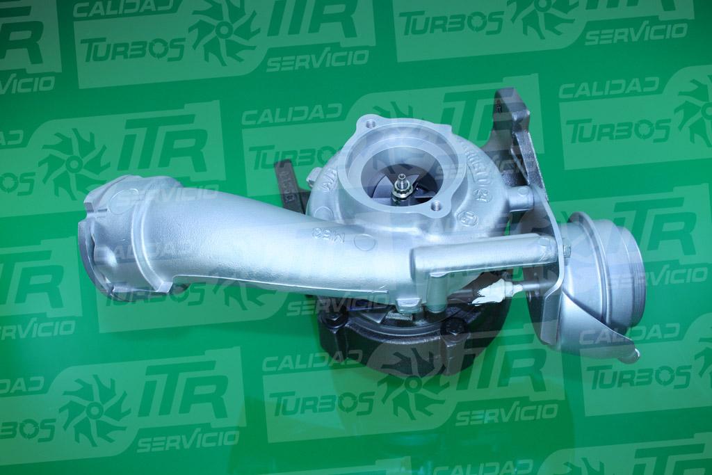 Turbo GARRETT 760698- (imagen 2)