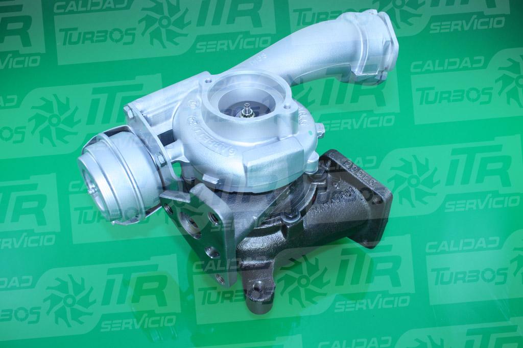 Turbo GARRETT 760698- (imagen 3)