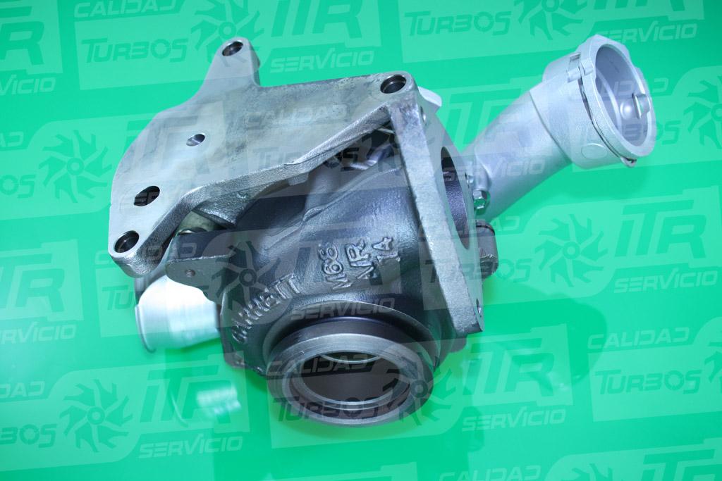 Turbo GARRETT 760699- (imagen 2)