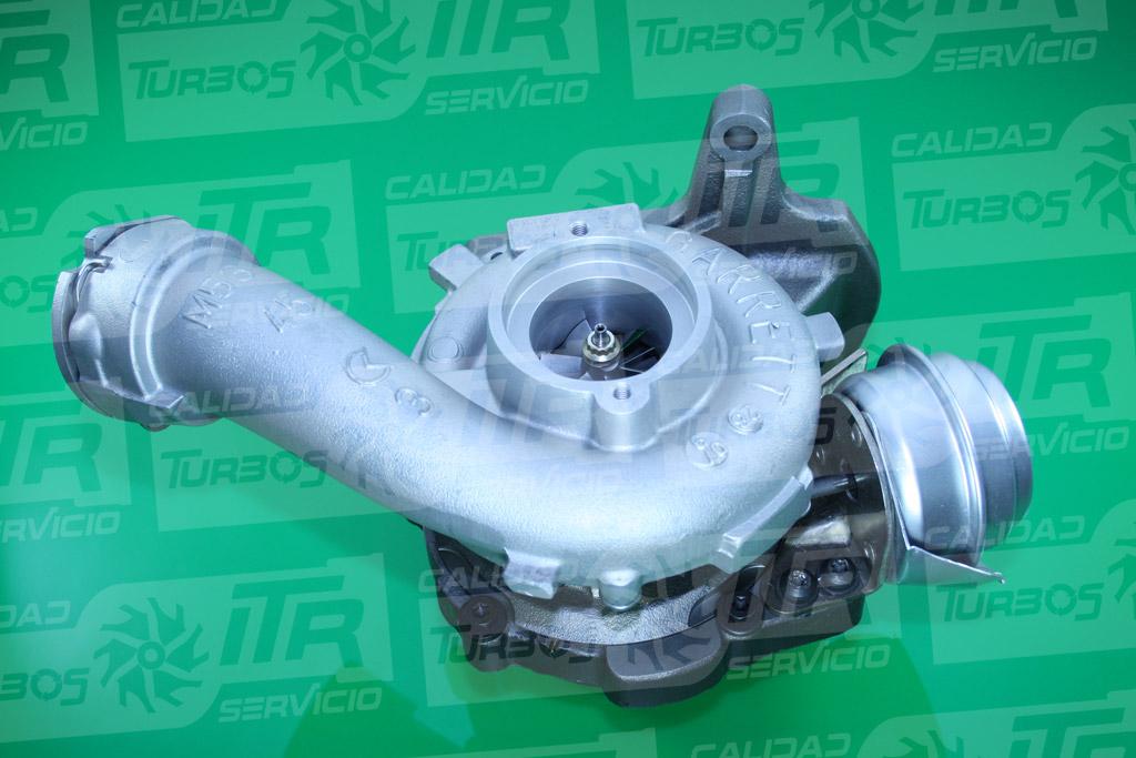 Turbo GARRETT 760699- (imagen 3)