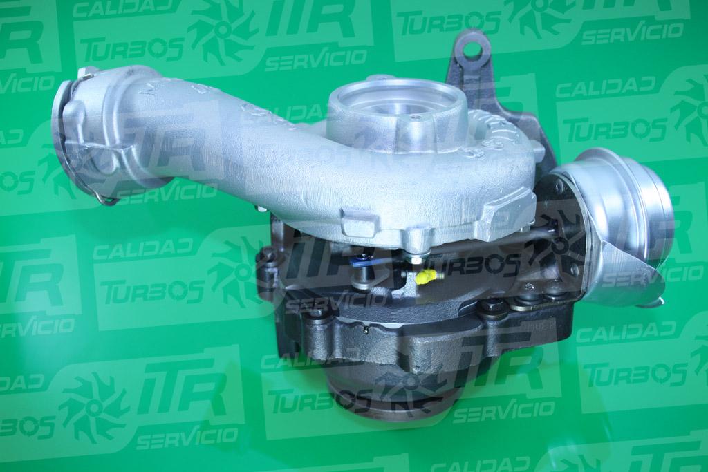 Turbo GARRETT 760699- (imagen 4)