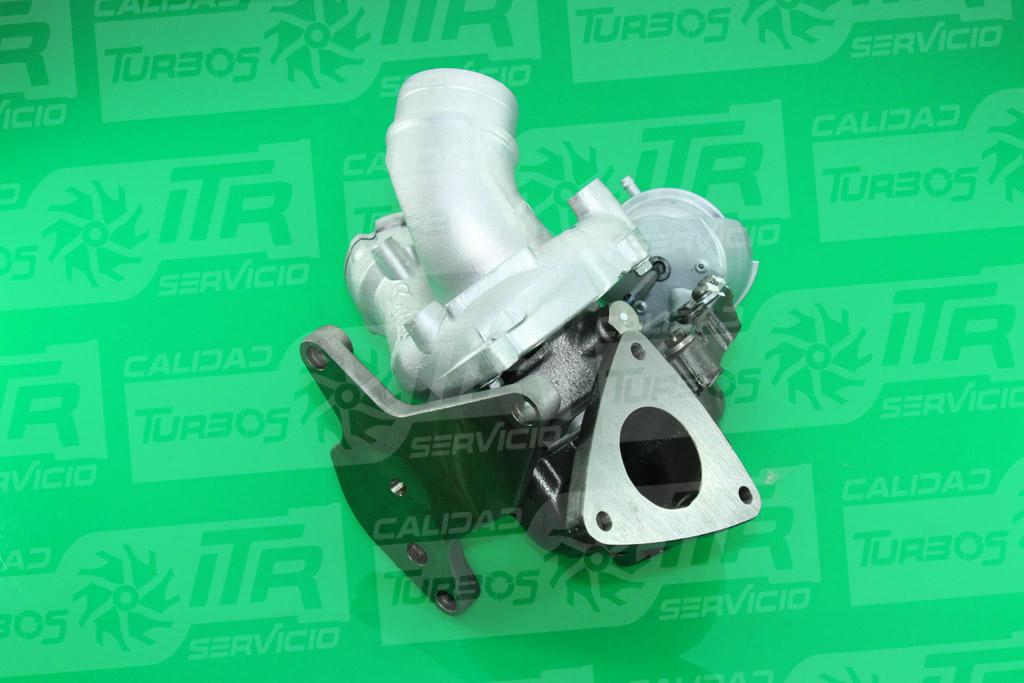 Turbo GARRETT 760700- (imagen 2)