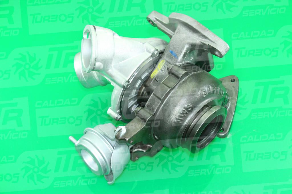 Turbo GARRETT 760700- (imagen 3)
