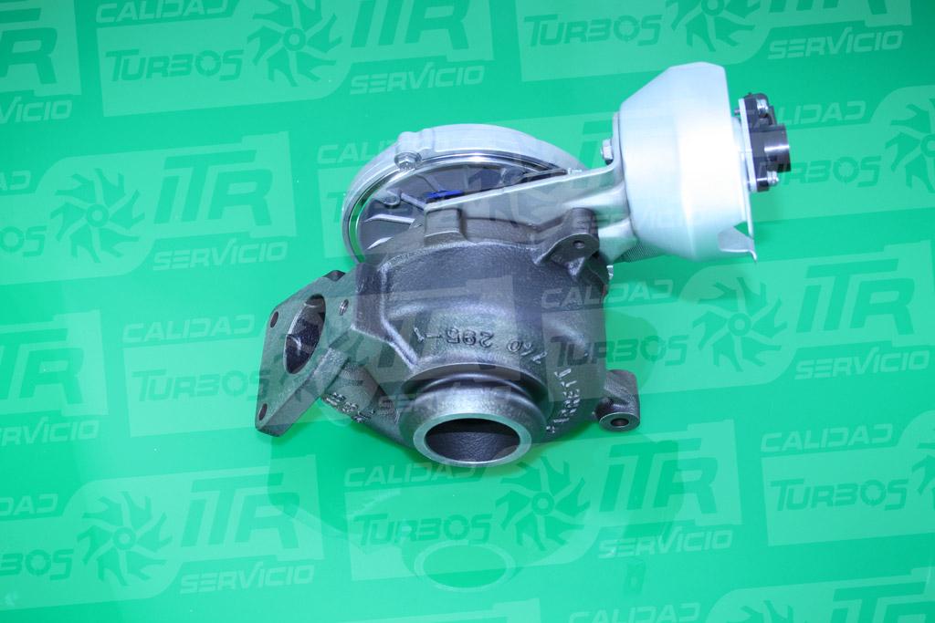 Turbo GARRETT 760774- (imagen 2)