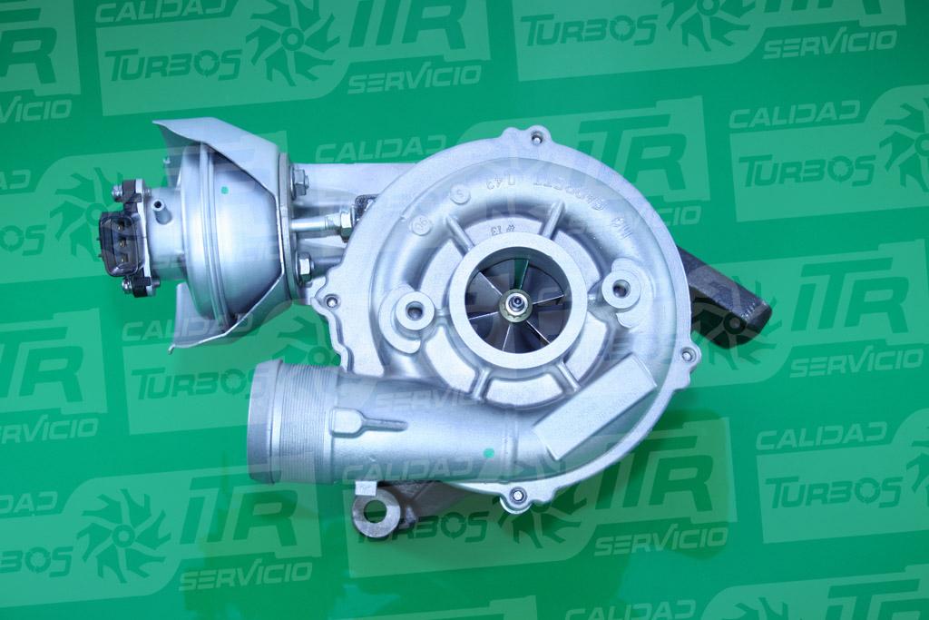 Turbo GARRETT 760774- (imagen 3)