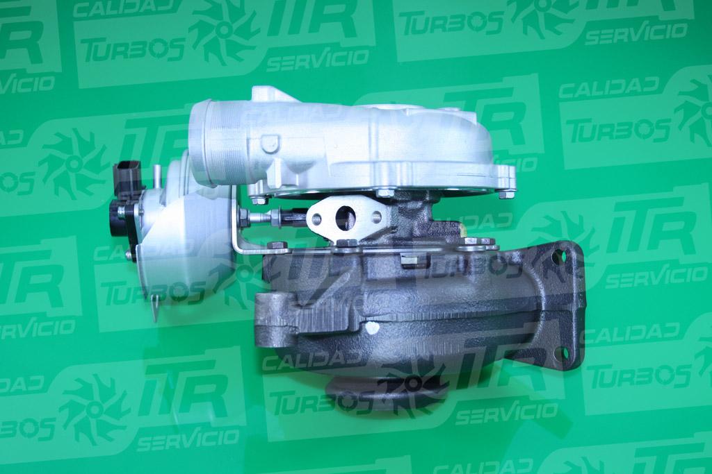 Turbo GARRETT 760774- (imagen 4)