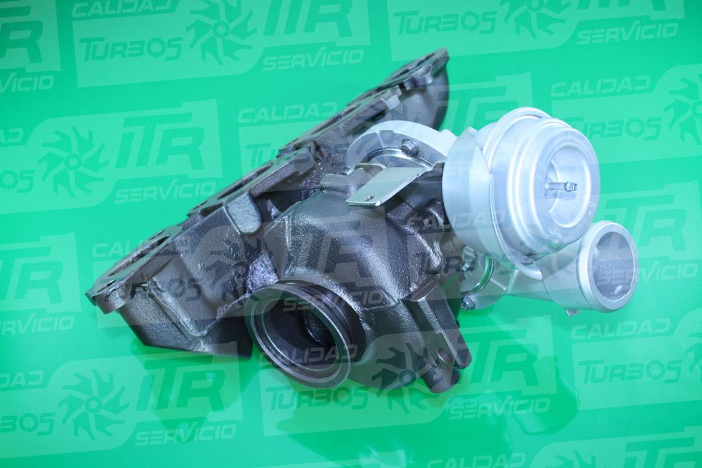 Turbo GARRETT 761899- (imagen 2)