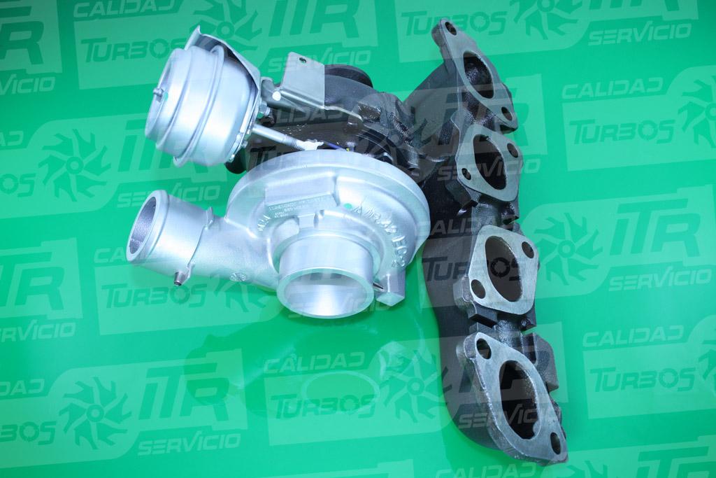 Turbo GARRETT 761899- (imagen 3)