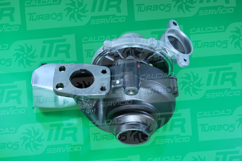 Turbo GARRETT 762328- (imagen 2)
