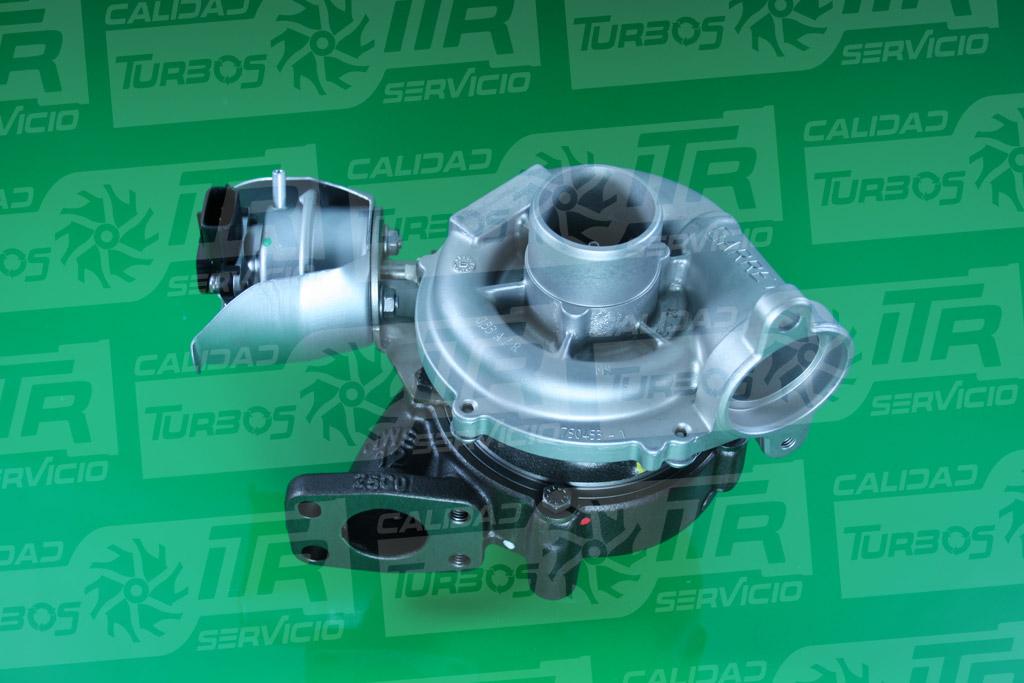 Turbo GARRETT 762328- (imagen 4)