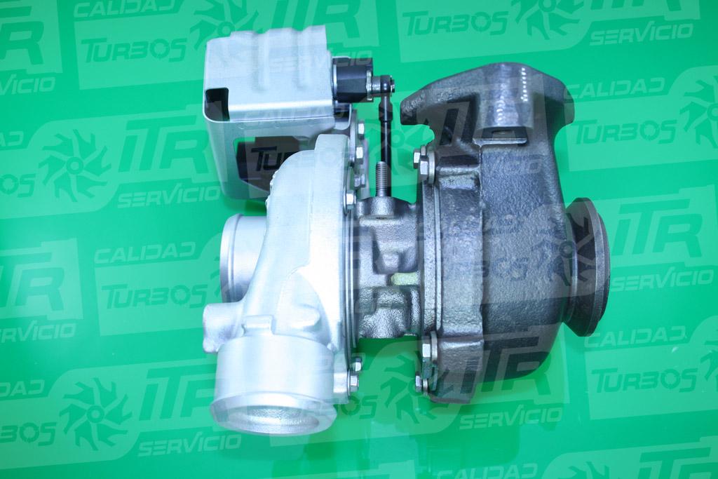 Turbo GARRETT 762463- (imagen 2)