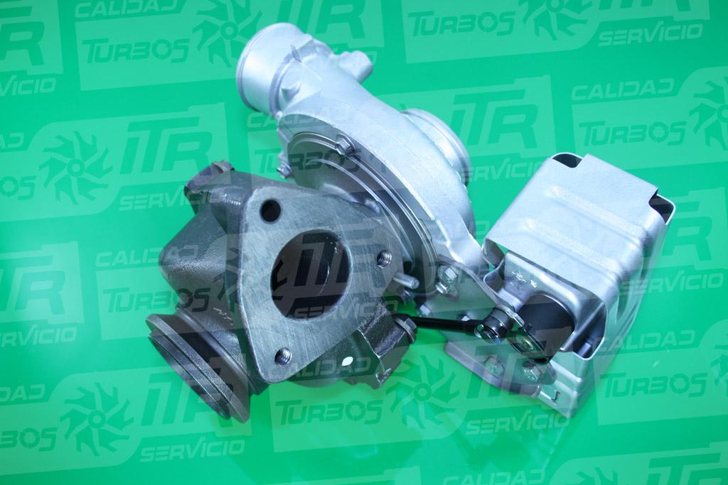Turbo GARRETT 762463- (imagen 3)