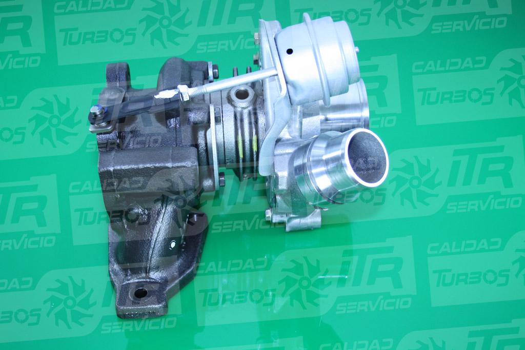 Turbo GARRETT 762785- (imagen 2)