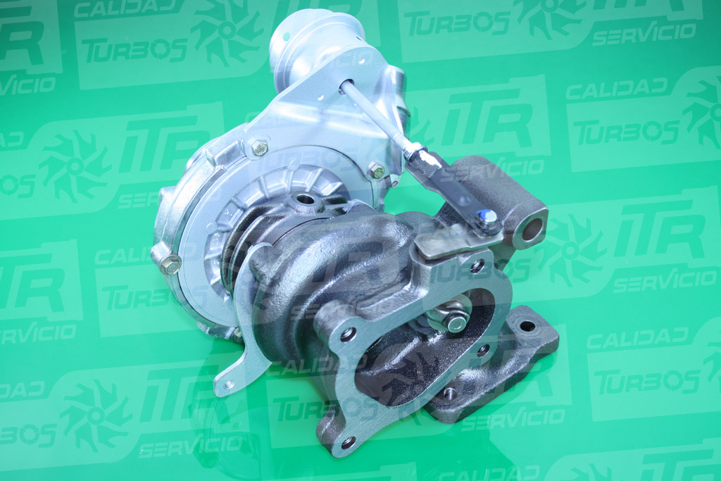 Turbo GARRETT 762785- (imagen 3)