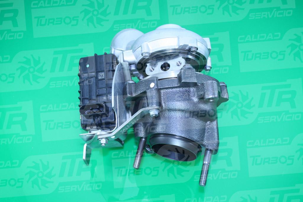 Turbo GARRETT 762965- (imagen 2)