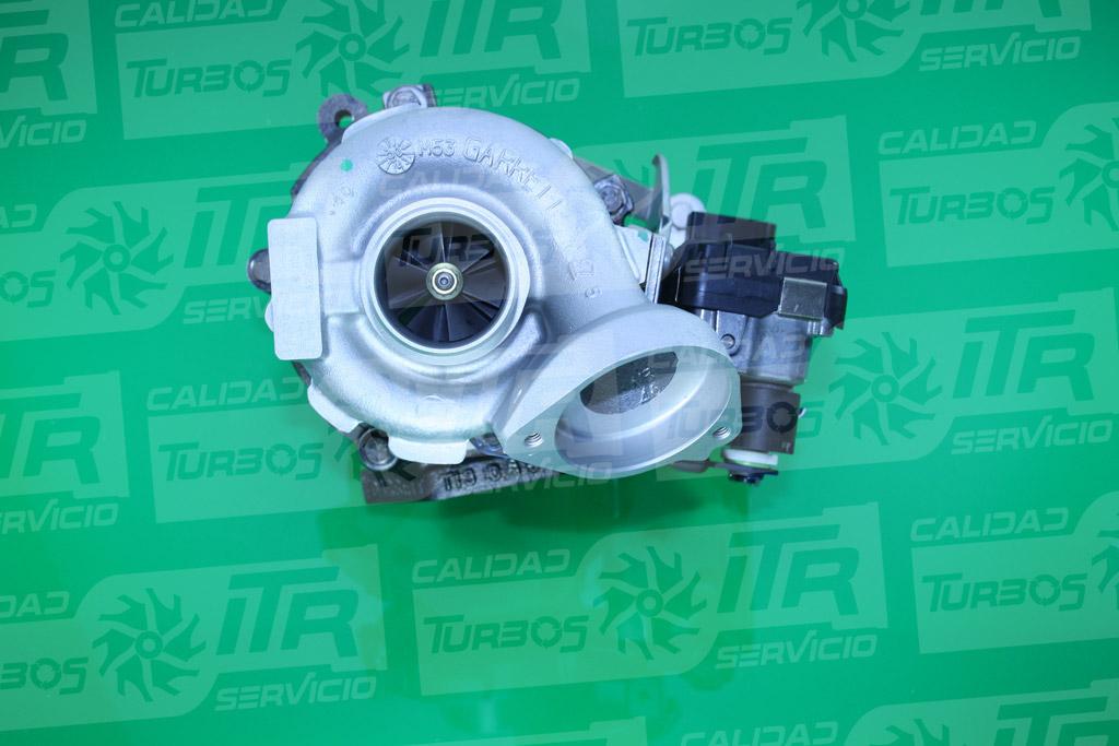 Turbo GARRETT 762965- (imagen 3)