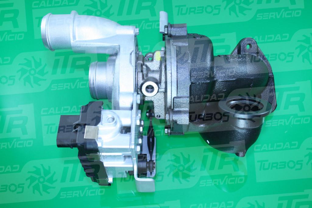 Turbo GARRETT 763647- (imagen 3)