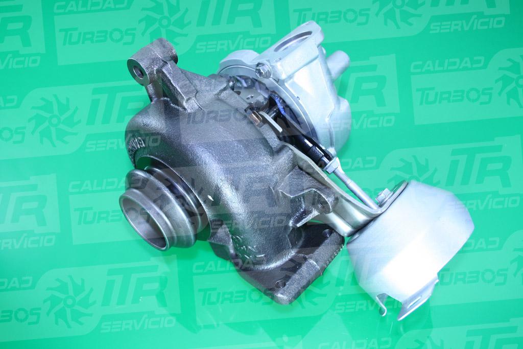 Turbo GARRETT 764609- (imagen 3)