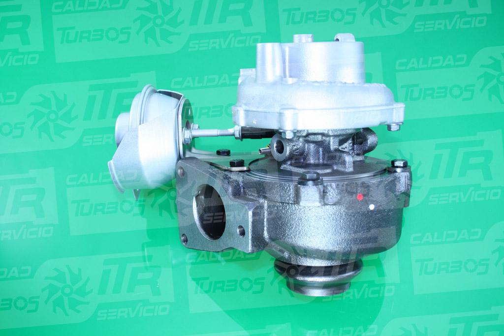 Turbo GARRETT 764609- (imagen 2)