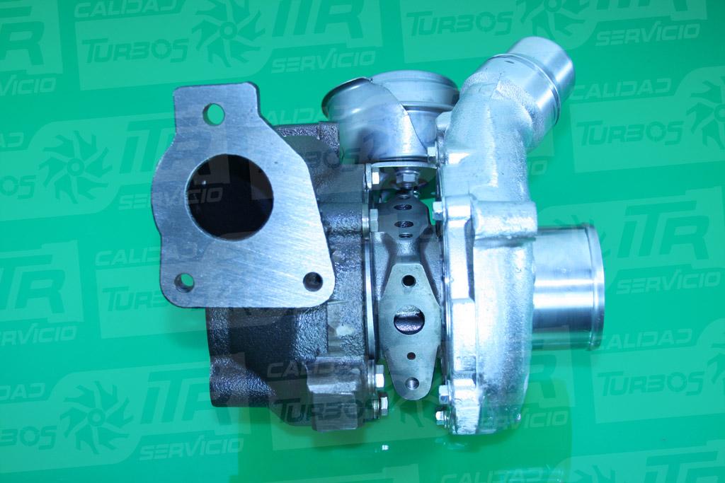 Turbo GARRETT 765017- (imagen 2)