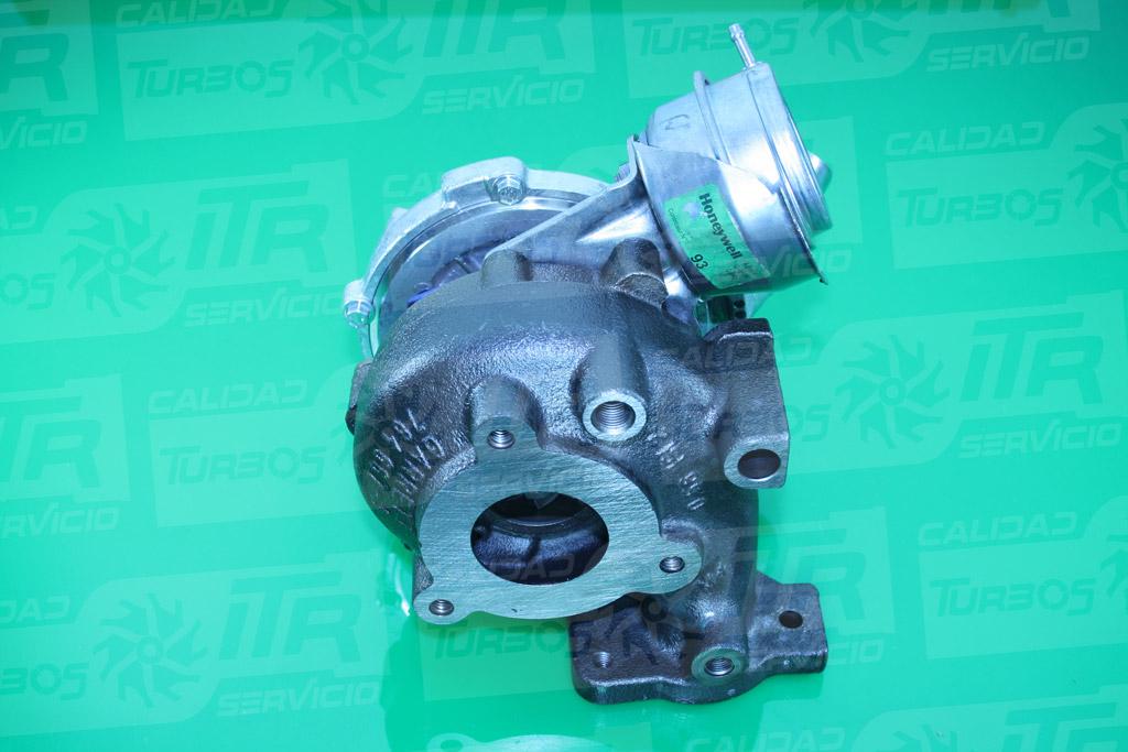 Turbo GARRETT 765017- (imagen 3)