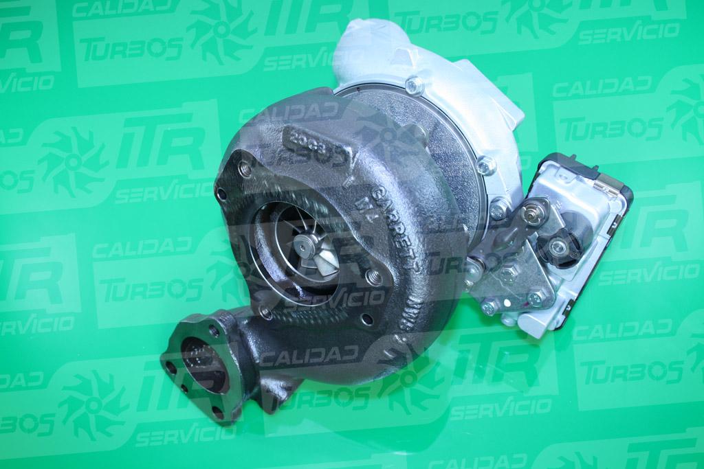 Turbo GARRETT 765155- (imagen 2)