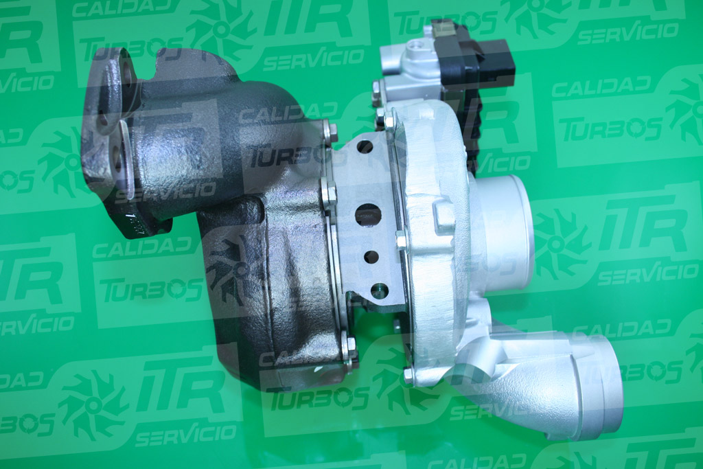 Turbo GARRETT 765155- (imagen 3)