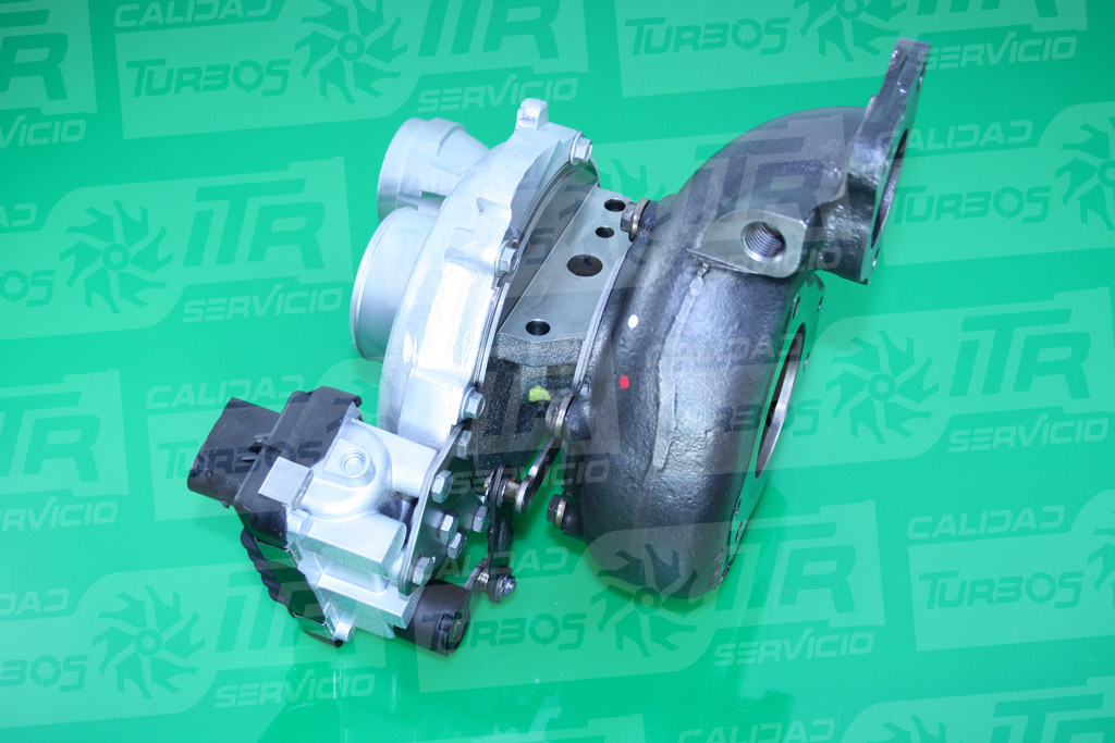Turbo GARRETT 765156- (imagen 3)