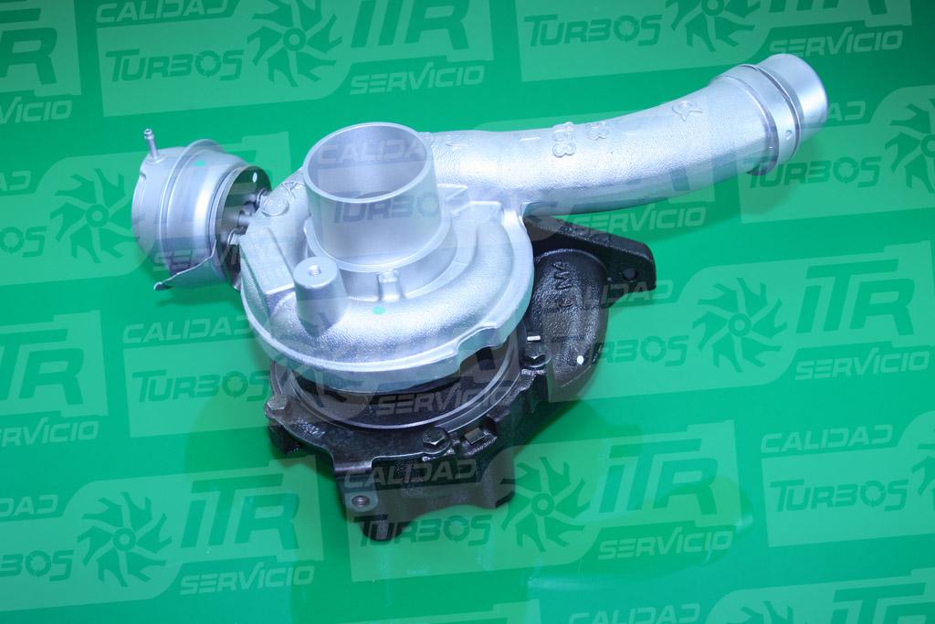 Turbo GARRETT 765176- (imagen 2)