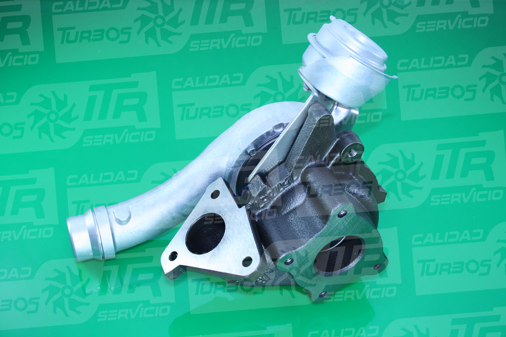 Turbo GARRETT 765176- (imagen 3)