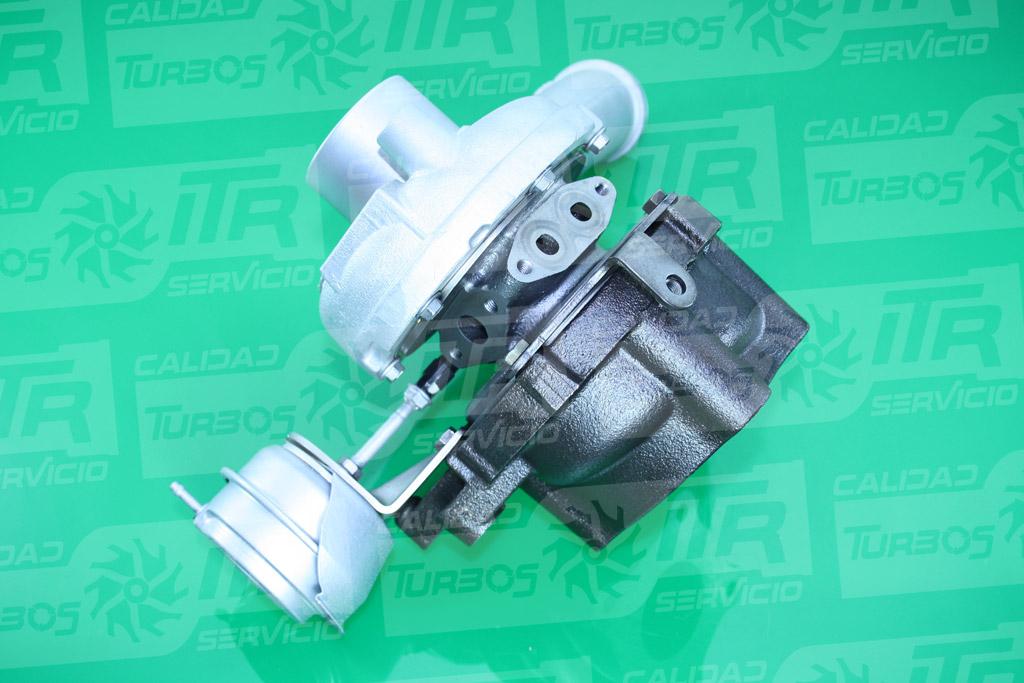 Turbo GARRETT 765176- (imagen 4)