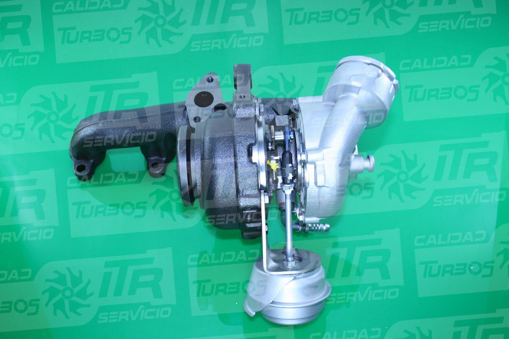 Turbo GARRETT 765261- (imagen 2)