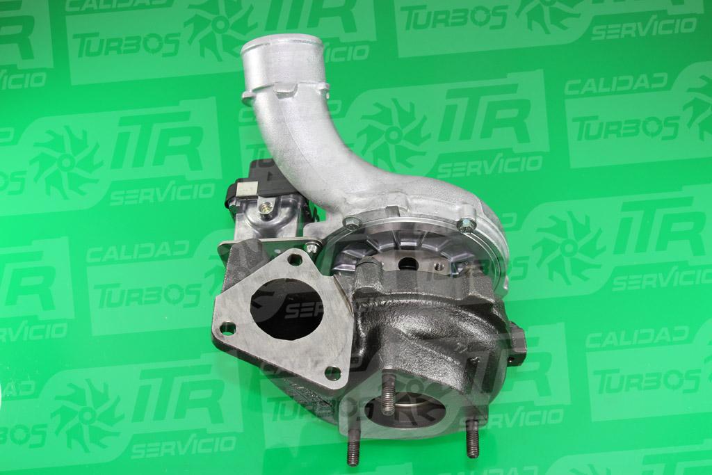 Turbo GARRETT 765314- (imagen 2)