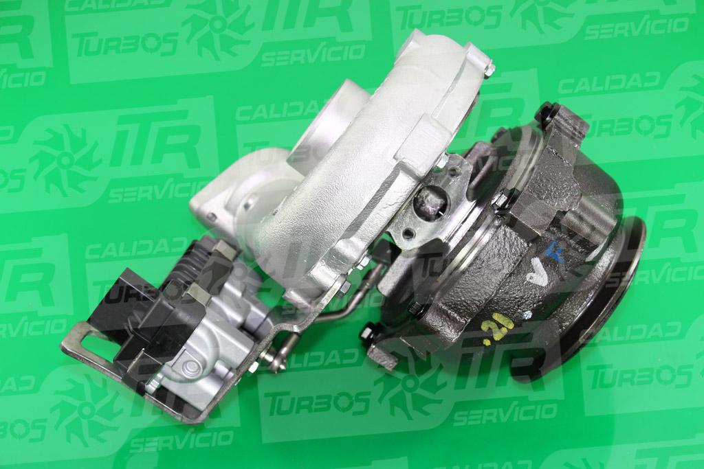 Turbo GARRETT 765985- (imagen 3)