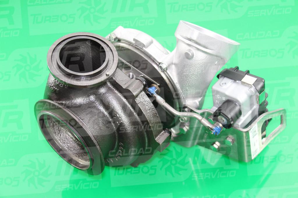 Turbo GARRETT 765985- (imagen 2)