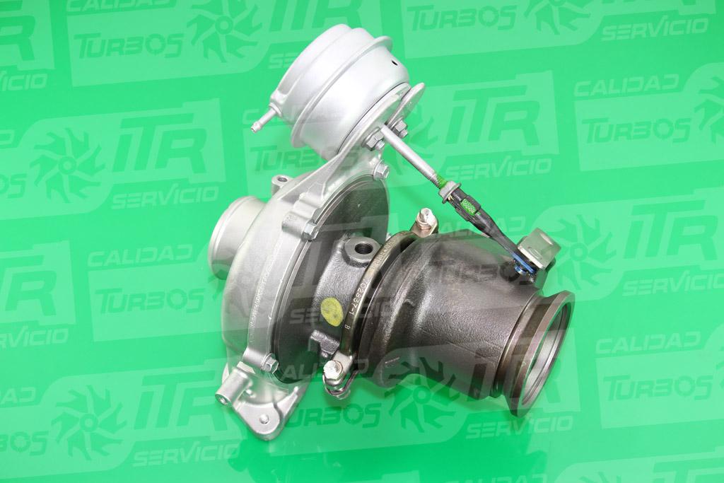 Turbo GARRETT 766891- (imagen 3)