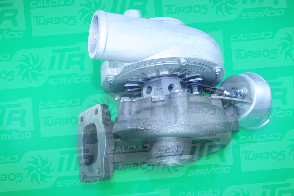 Turbo GARRETT 768625- (imagen 2)