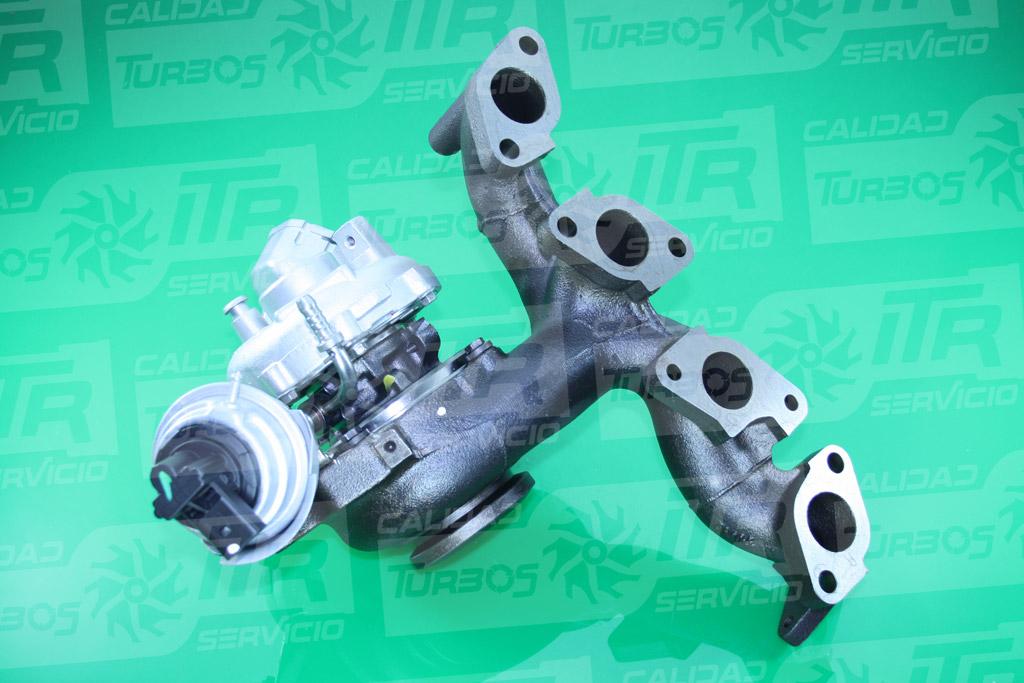 Turbo GARRETT 768652- (imagen 3)