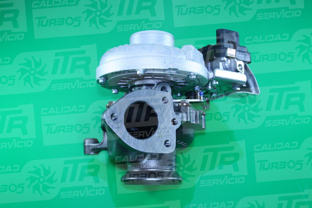 Turbo GARRETT 769674- (imagen 2)