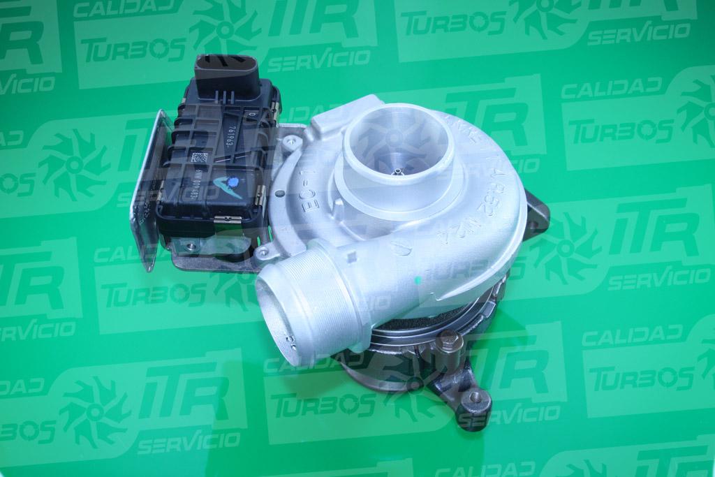 Turbo GARRETT 769674- (imagen 3)