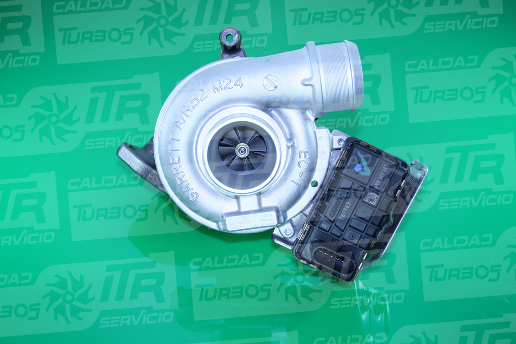 Turbo GARRETT 769674- (imagen 4)