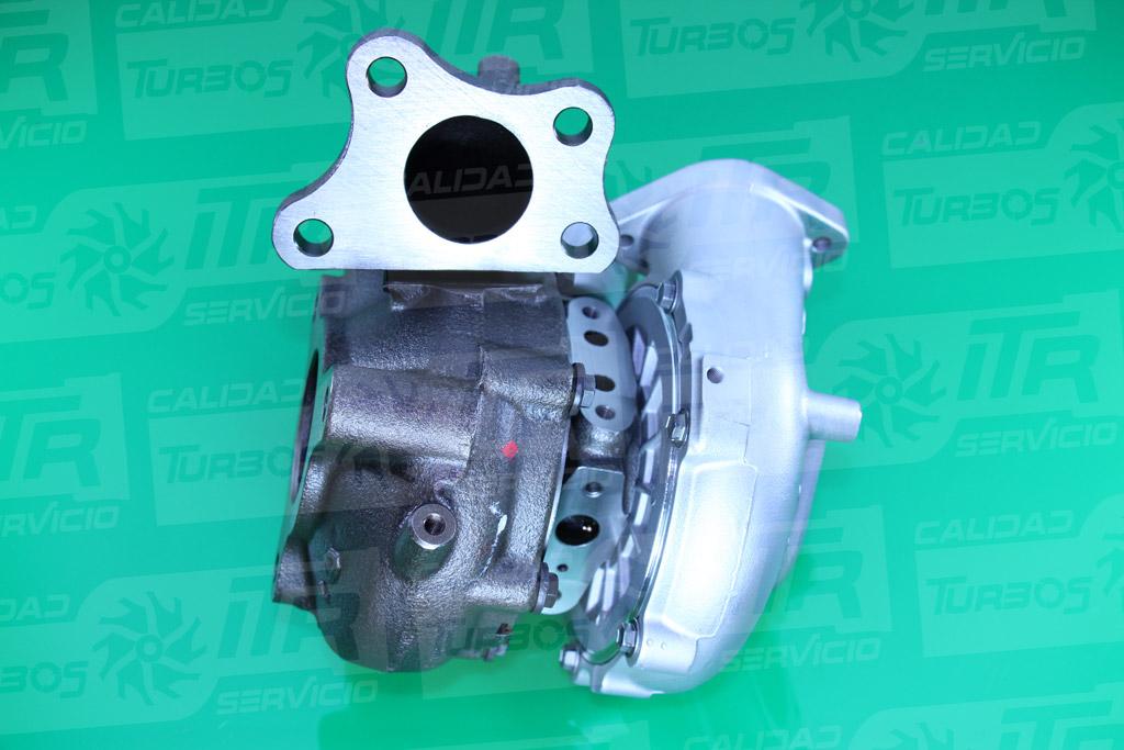 Turbo GARRETT 769708- (imagen 3)