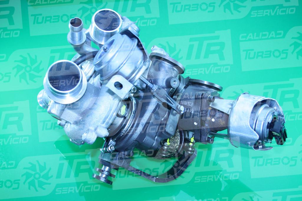 Turbo GARRETT 778088- (imagen 2)