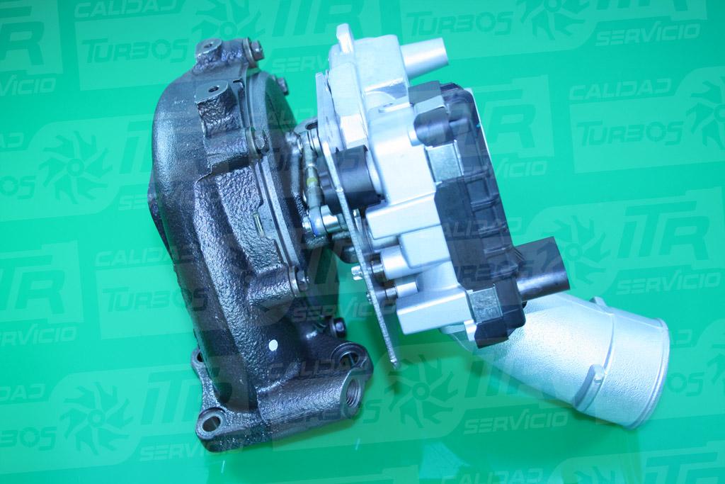 Turbo GARRETT 776470- (imagen 2)