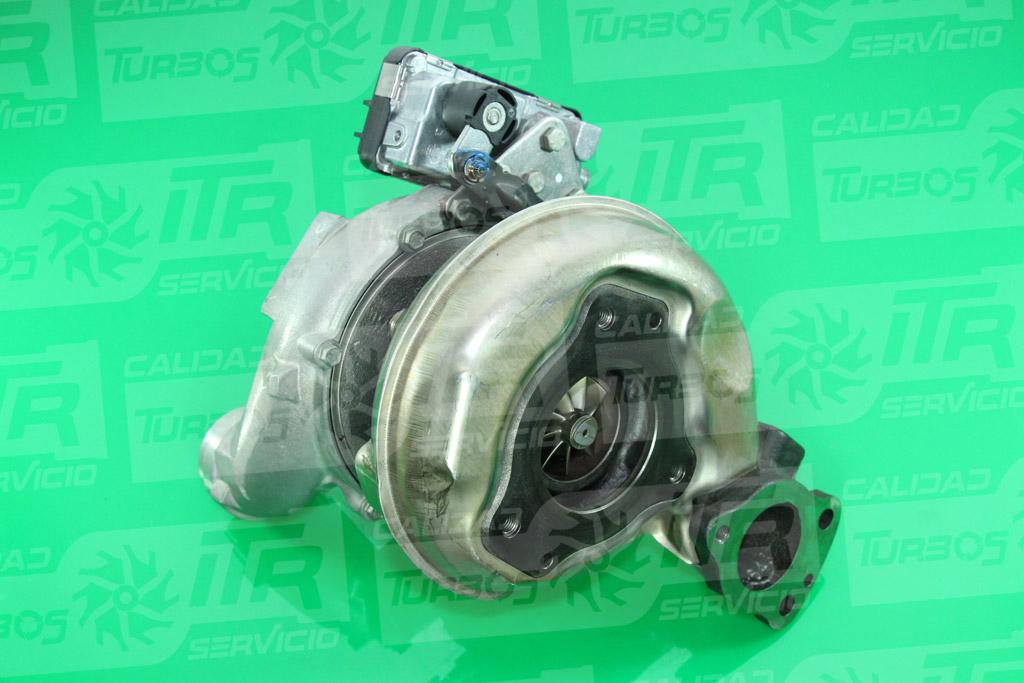 Turbo GARRETT 770895- (imagen 3)