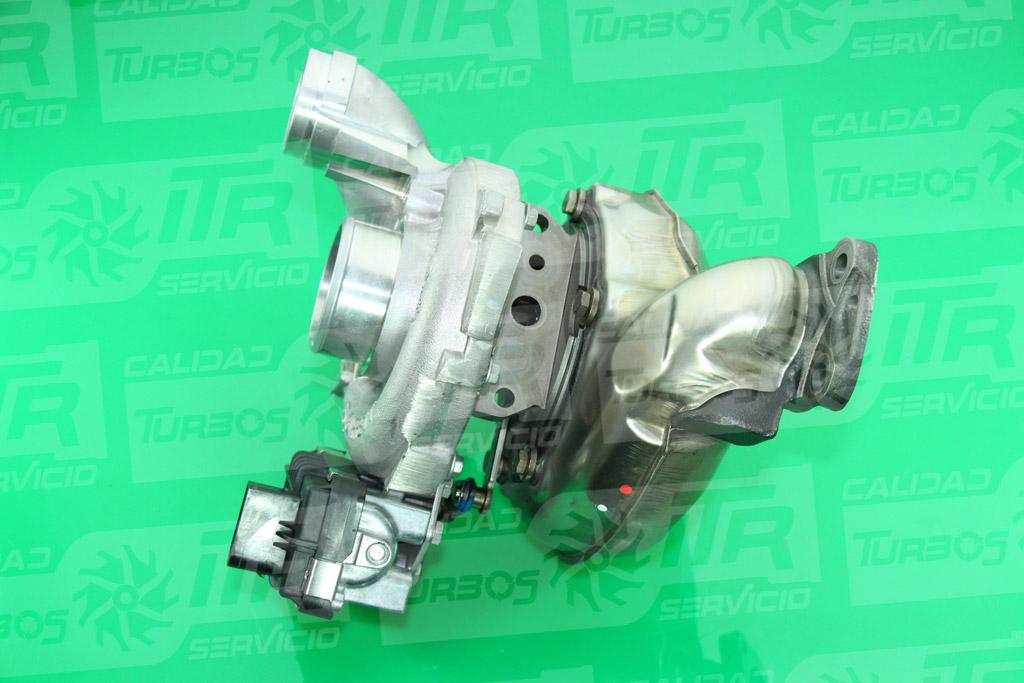 Turbo GARRETT 770895- (imagen 2)