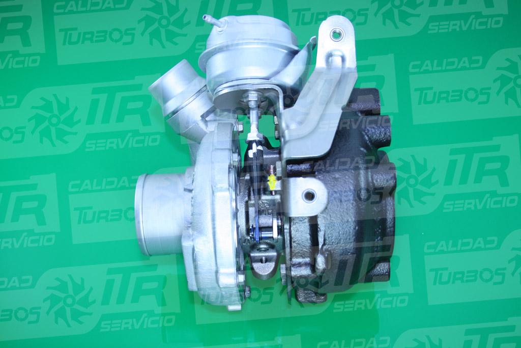 Turbo GARRETT 773087- (imagen 2)
