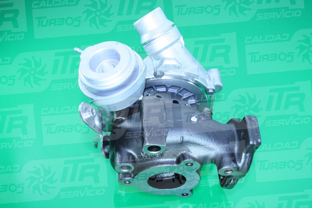 Turbo GARRETT 773087- (imagen 3)